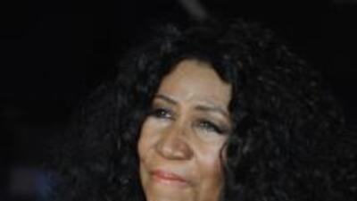 La leyenda de la música soul Aretha Franklin anunció hoy su próxima boda...