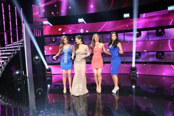 Una octava gala donde la hermandad reinó entre las seis chicas qu...