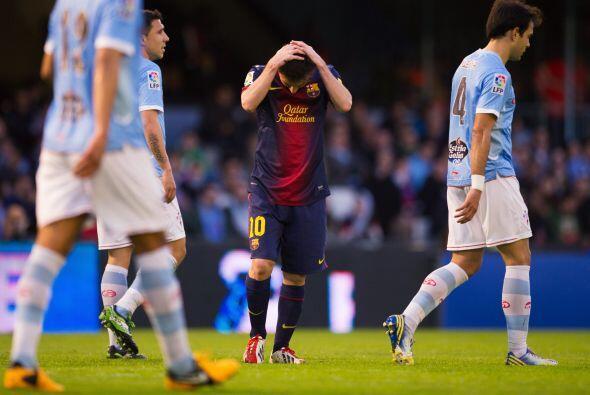 El BArcelona dejó escapar dos puntos, aunque sigue cómodo...