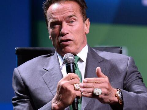 Arnold Schwarzenegger dio a conocer que aspira a ser presidente de Estad...