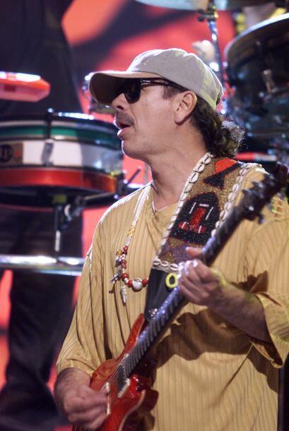 En la segunda entrega Carlos Santana hechizó a todos con el sonido de su...