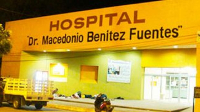 Hospital de Oaxaca. (Imagen proporcionada por la web de la Comisión Naci...