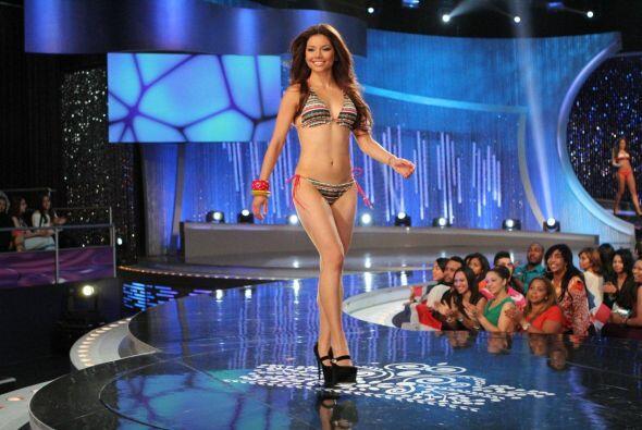 La mexicana de 21 años probó su suerte en la audición de Phoenix con una...
