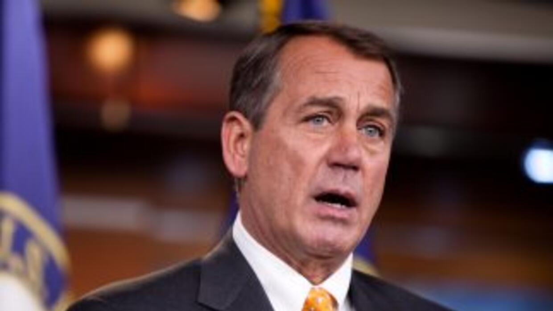 John Boehner, el representante republicano que reemplazará a Nancy Pelos...