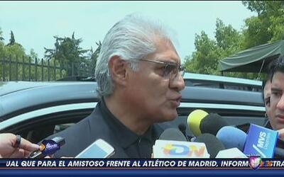 Mario Trejo: 'Me parece una falta de respeto el pronóstico'