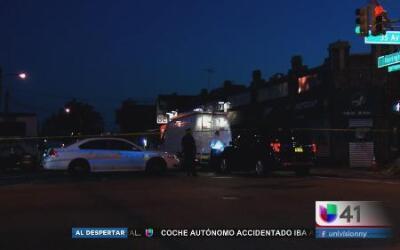 Investigan el tiroteo que dejó a un hombre muerto en Queens