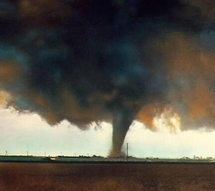 Varios tornados tocaron tierra en el 'Panhandle' texano