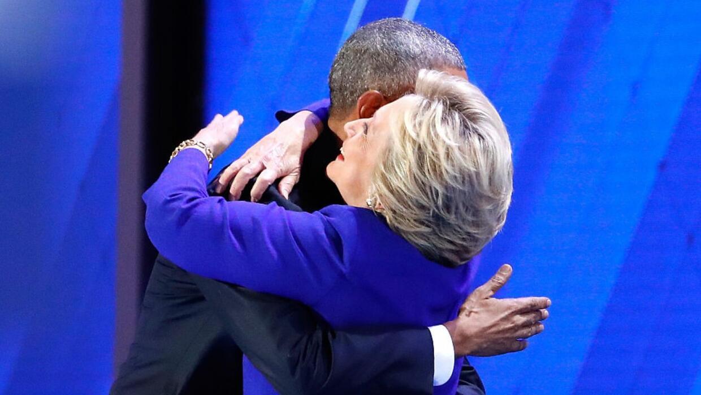 """Barack Obama: """"Hagan por Hillary Clinton lo que hicieron por mí"""""""