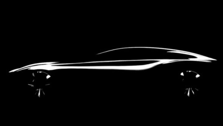 El primer teaser del Q80 nos muestra el estilo deportivo que podrpia tener.