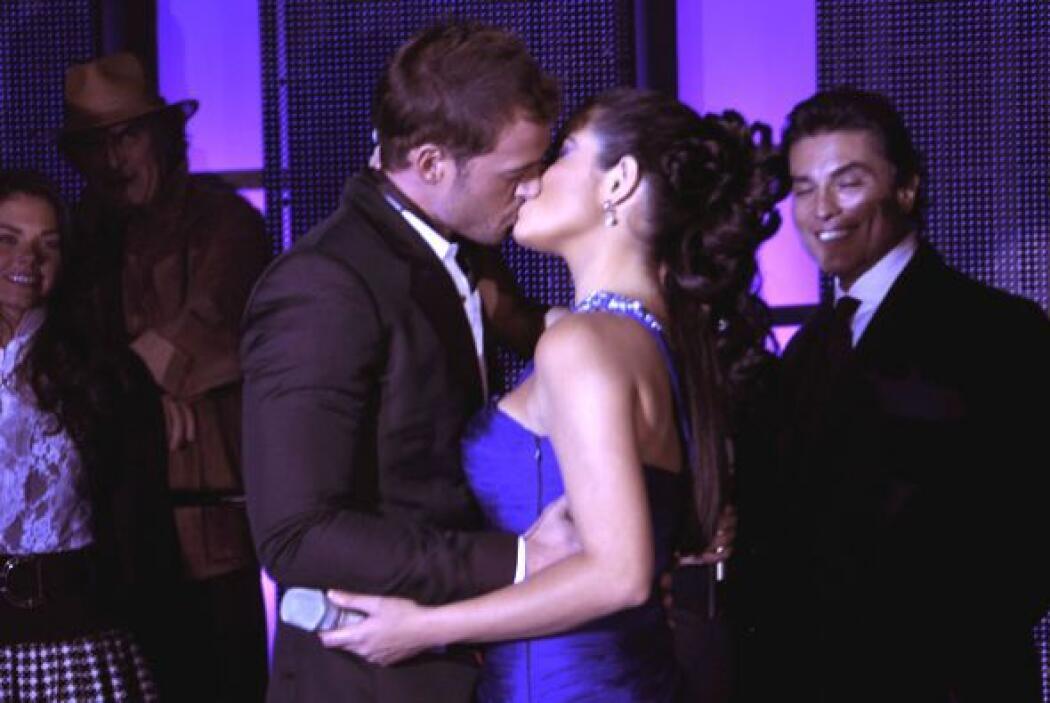 """Y fue en """"Triunfo Del Amor"""" que esta pareja se unió por segunda ocasión."""