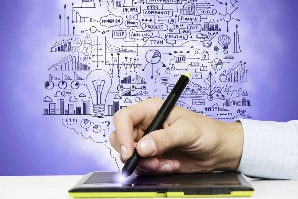 Escribe en un papel lo que deseas lograr y crea una imagen puntual que s...