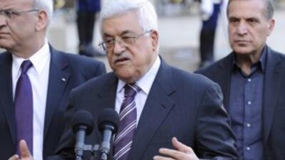 La Autoridad Nacional Palestina se mostró el pasado miércoles dispuesta...