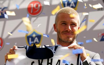 La llegada de Beckham, un impacto que cambió la MLS para siempre