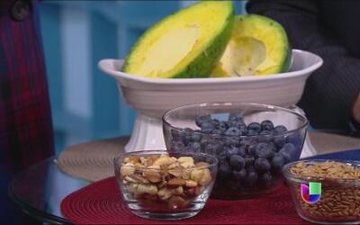 Súper alimentos que ayudan a calmar el estrés