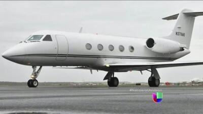 La confiscación de un avión en Florida podría salpicar a funcionarios de...