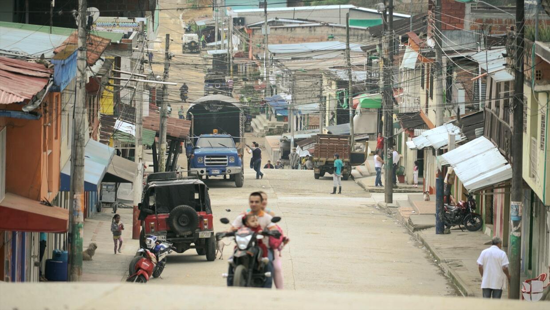 El pueblo donde nacieron las FARC pone sus esperanzas en el auge del café