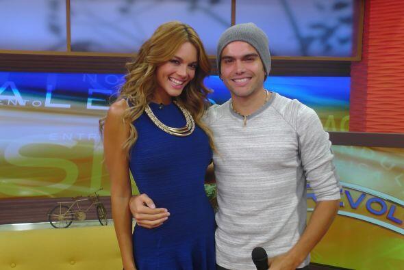 Se trata de su querido hermano y a quién la guapa puertorriqueña quiere...
