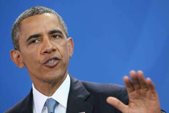 La promesa de Barack Obama al electorado latino en su primera campa&ntil...