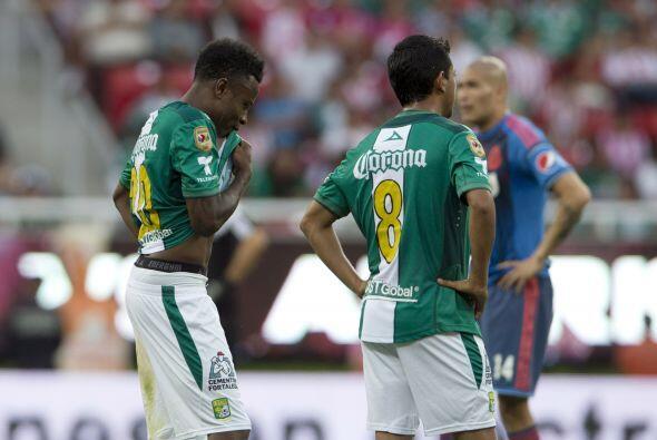 Por su parte los hombres de Gustavo Matosas parecen haber dejado la defe...