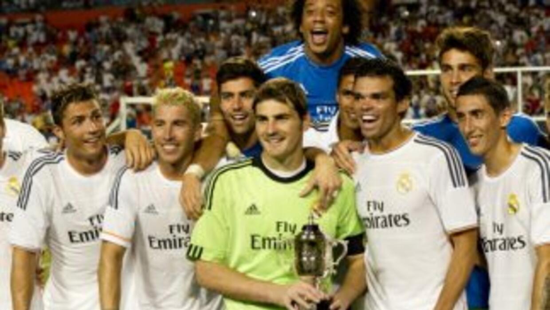 Real Madrid buscará conquistar nuevamente el trofeo Guinness.