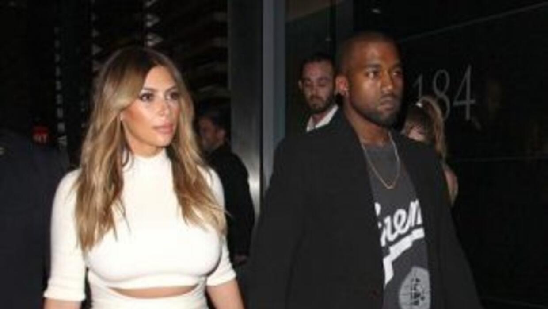 El cantante Kanye West quiso colaborar con el equipo de estilistas que s...