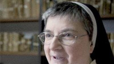 La Hermana Internet, una monja española, fue expulsada de su orden por u...