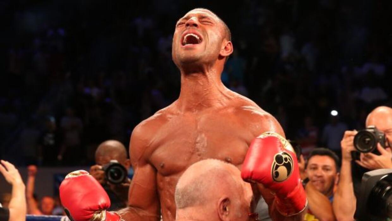 Kell Brook listo para defender título mundial.