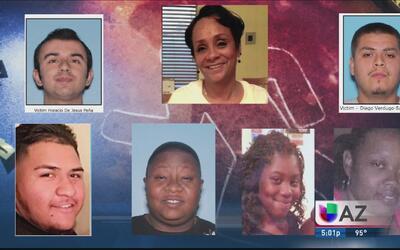 Las víctimas de Maryvale