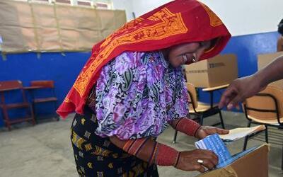 Panamá votó para elegir nuevo presidente
