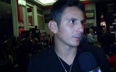 Mauricio Herrera: 'Me han robado y quiero un título mundial'