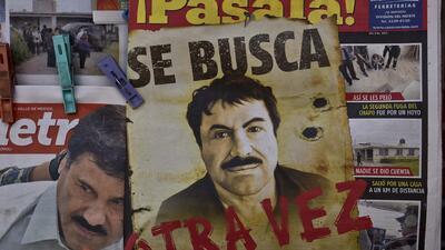 Buscan a El Chapo en el centro de México