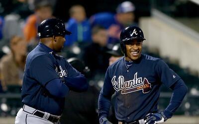 Atlanta derrotó 3-0 a Mets