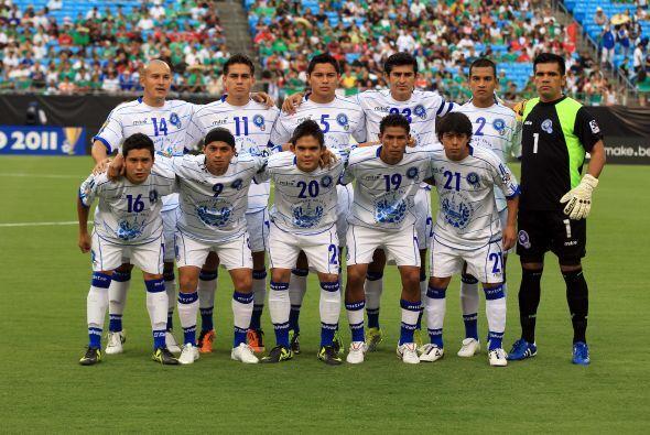 """La Selección Nacional de El Salvador se llevó """"las palmas"""" este año a ni..."""