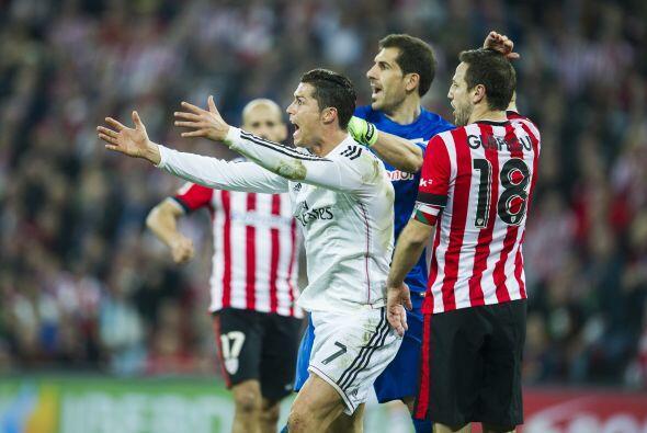 El 7 de marzo el Real Madrid perdió en su visita al Athletic de Bilbao y...