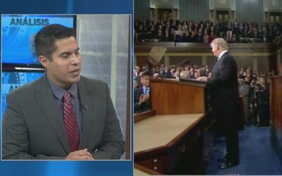 Análisis del primer discurso de Donald Trump ante el congreso de los Est...
