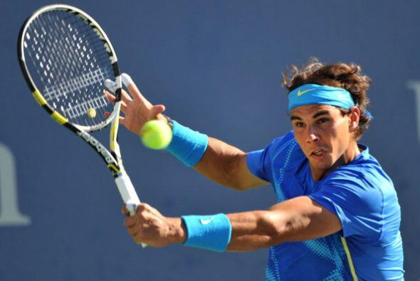 Es el cuarto año consecutivo que Rafael Nadal se clasifica a las semifin...