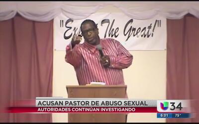 Acusan a pastor de abuso sexual de un menor de edad