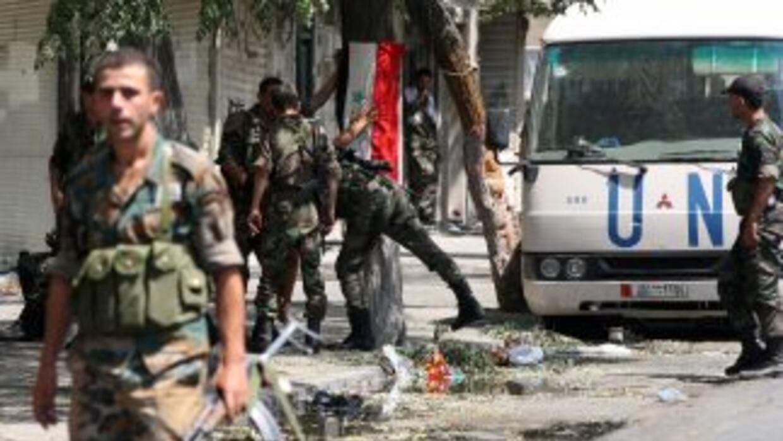 El conflicto que se vive en Siria desde marzo de 2011 ha causado ya unos...