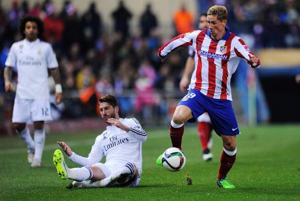 Sergio Ramos vivió una tarde de pesadilla ante su ex compa&ntilde...