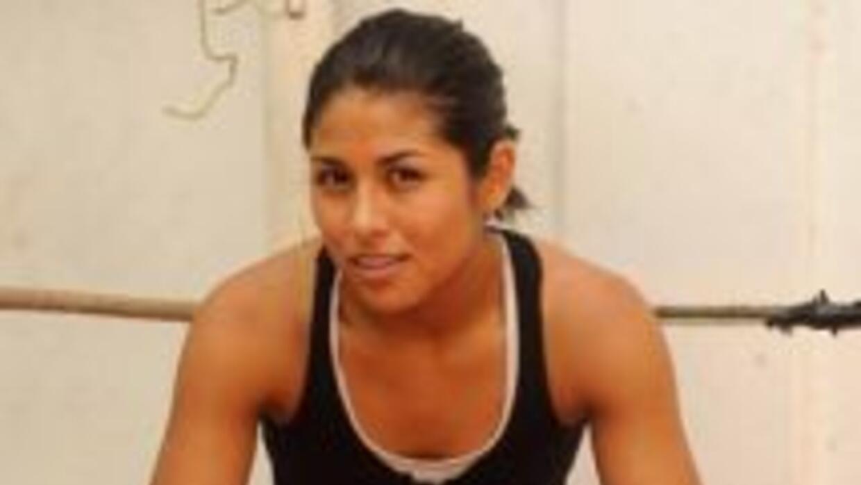 Muciño segura de poder derrotar a Juárez (Foto: HG Boxing)