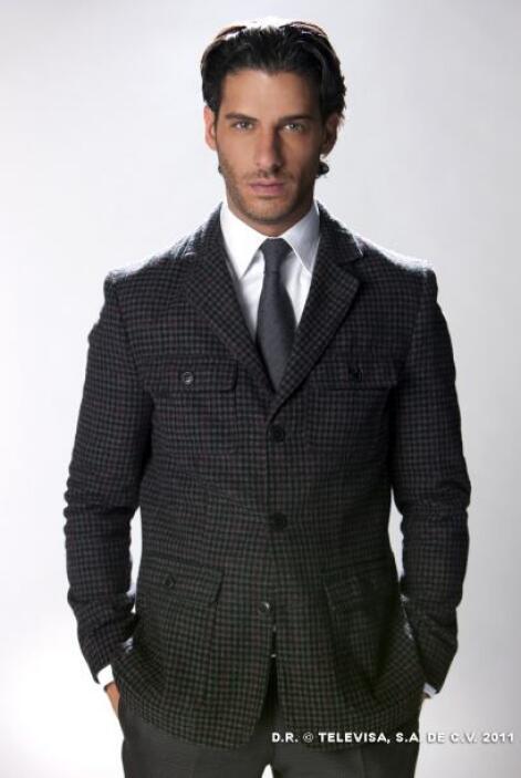Erick Elías tiene tres protagónicos en su carrera y es de los actores má...