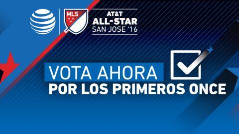 Vota ahora para el Partido de las Estrellas de la MLS 2016