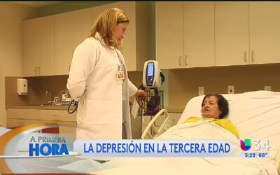 ¿Cómo saber si un adulto mayor tiene depresión?