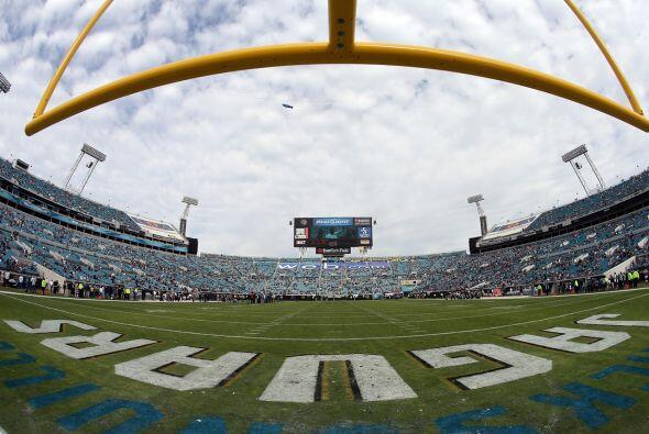 Domingo, Oct. 18 -- Texans vs. Jaguars, EverBank Field, Jacksonville, Fl...