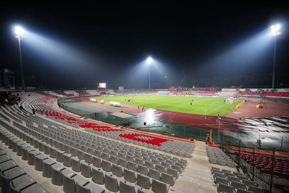 Dinamo Stadium es la casa del conocido club ''Dynamo'' y alberga 36.800...