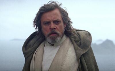 Mark Hamill en 'Star Wars: The Force Awakens'