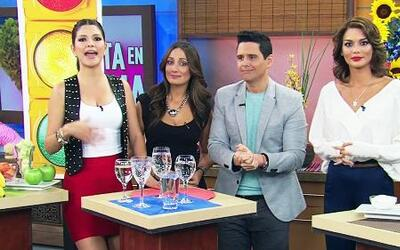 Chabán puso a prueba a Zuleyka, Karla y Ana