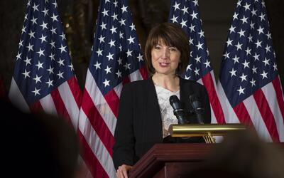 Congresswoman Cathy McMorris Rodgers, the highest ranking Republican fem...