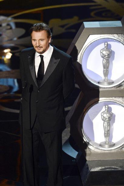 Pero a pesar de sus añitos, Neeson ha protagonizado una serie de...