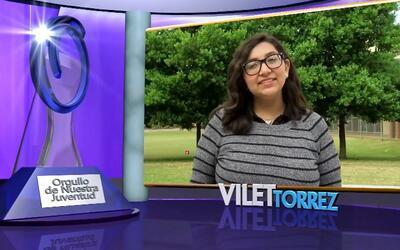 Orgullo de Nuestra Juventud: Academic Achievement Award